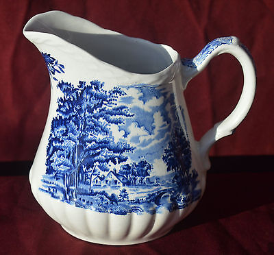 W H Grindley & Co Country Style LARGE CUSTARD JUG
