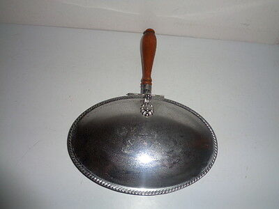 Vintage Crumb Catcher Perma Brite Chrome  National Silver Co.