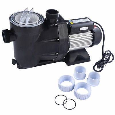 1.5HP Swimming Pool Electric Pump Water Above Ground SPA DC 5040AZ