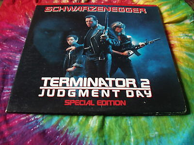 Terminator 2 Judgement Day - Special Edition - LaserDisc
