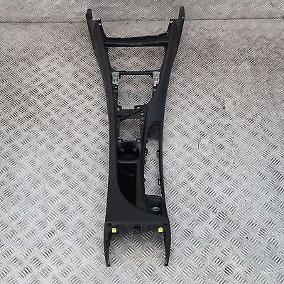 BMW 1 SERIES E87 Centre Console With Drink Cup Holder and iDrive Black 7125527