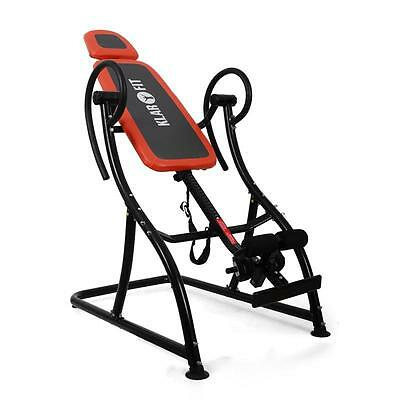 Klarfit Relax Pro Inversion Table Home Back Pain Relief Therapy Health Care Aid