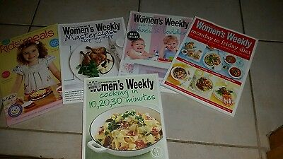 Womens weekly cook books