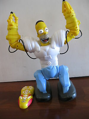 Large ( 40cm Tall ) Collectable Simpson Homer Robot