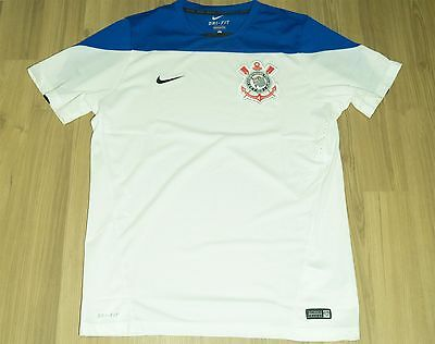 Corinthians Nike Player Issue Training top Rare Size Large