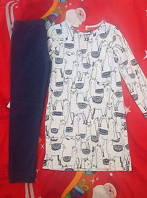 Girls Marks And Spencers Outfit 3-4 Years