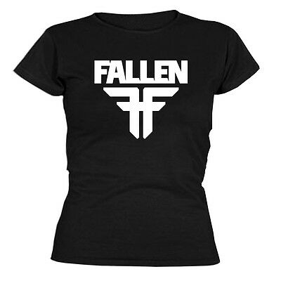 Camiseta Fallen XXL- XL- L- M- S Sizes Skate Footwear Shoes T-Shirt Mujer
