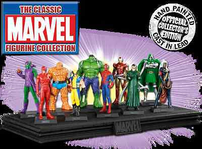 Eaglemoss Classic Marvel Figurine Display Stand Plinth Unused Boxed