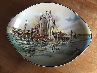 "Royal Doulton Series Ware ""home Waters D6434"""