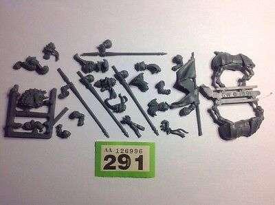 Warhammer Fantasy/Age Of Sigmar, Bretonnian Empire,  Bits Parts Spares, Lot #291