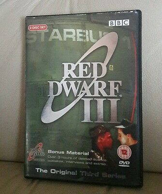 Red dwarf series 3 with collectors booklet