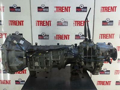 2006 FORD RANGER 2499cc Diesel 5 Speed Manual Gearbox 5T20603809