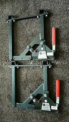 unwin quick release seat clamp /seat runner/ tracking
