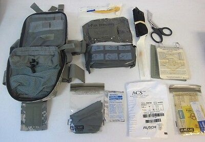IFAK S.O. Tech First Aid Kit Individual Complete UCP ACU New W/out Tags