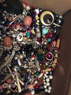 2. 3 Kg Broken Jewellery,  Beads For Crafts And Jewellery Making