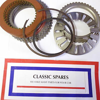 Rover P5 P5B Borg Warner 35 Bw35 Automatic Clutch Plate Kit (We410)