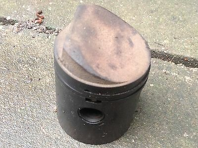 Villiers Midget Stationary Engine. Piston