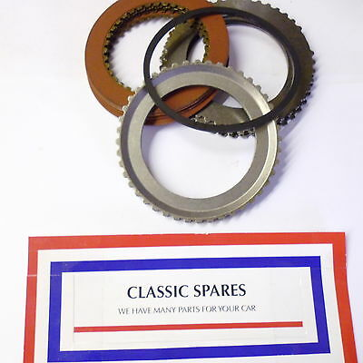 Rover P5 P5B Borg Warner 35 Bw35 Automatic Clutch Plate Kit (We411)
