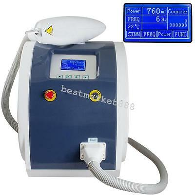Beauty Laser Tattoo Removal System Eyebrow Pigment Removal Beauty Equipment