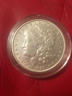 Silver Dollar Morgan 1889