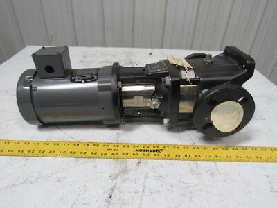 Grundfos CR5-3 A-FGJ-A-E-HQQE Centrifugal Pump 3/4HP 230/460V 3PH 3450RPM NEW!