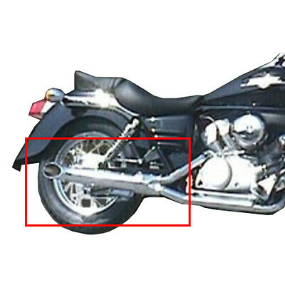 TERMINALE SCARICO (Silencer) MARVING - HONDA VT 125 SHADOW - COD.H/CP34/BC
