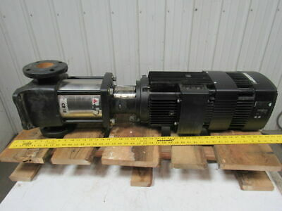 Grundfos 112MB2-28FT130-B 4kW 5HP CR16 Vertical Pump 380-480V 50/60Hz