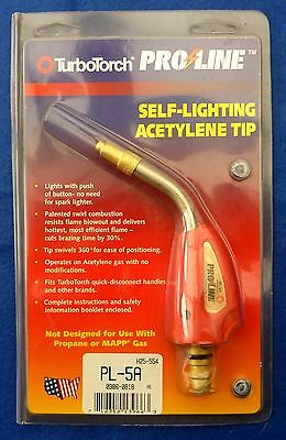 Turbotorch Proline Self Lighting Acetylene Tip Pl-5A