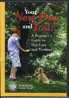 Bnip Akc Your New Dog And You:a Beginner's Guide To Dog Care & Training Dvd