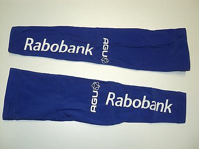 Cycling Armwarmers Rabobank Agu  From Rider Van Winden