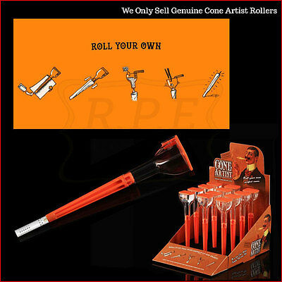 Cone Artist® - Make Your Own Cones Rolling Machine - Buy 1 & 2