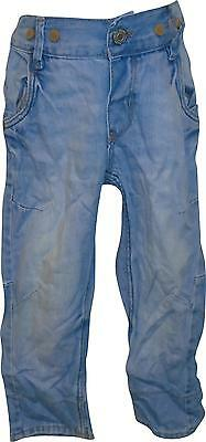 USED Boys H&M Light Blue Jeans Size 1Half-2 Years (M.Z)
