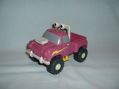 TRACTOR TOM RARE REV THE PICK UP TRUCK Plastic Action Figure Toy (FARM/TV SHOW)