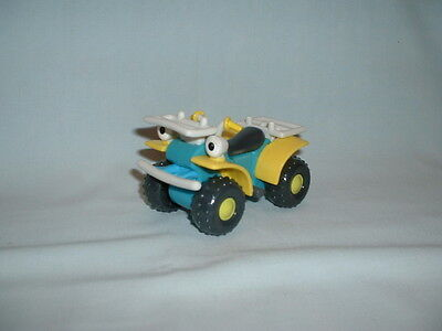 TRACTOR TOM RARE BUZZ THE QUAD BIKE BUGGY Plastic Action Figure Toy FARM/TV SHOW