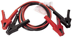 Draper 51875 3M Heavy Duty Battery Booster Cables Jump Leads Amazing  £52 Off
