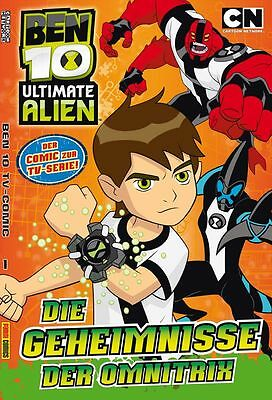 Ben 10 - TV Comic 1 - deutsch - Panini - NEU