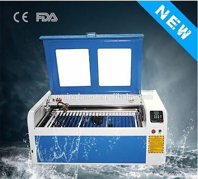 130W CO2 USB Laser Engraving Cutting Machine Engraver Cutter 1000*600mm