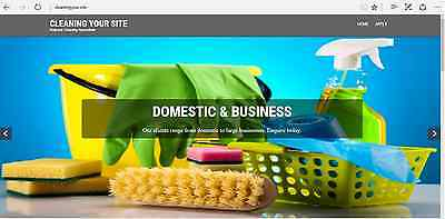 CleaningYour.Site - Online Business For Sale - High £ Potential