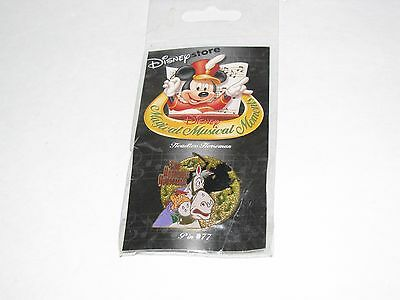 Disney Pin Magical Musical Moments - The Headless Horseman - Pin #17709