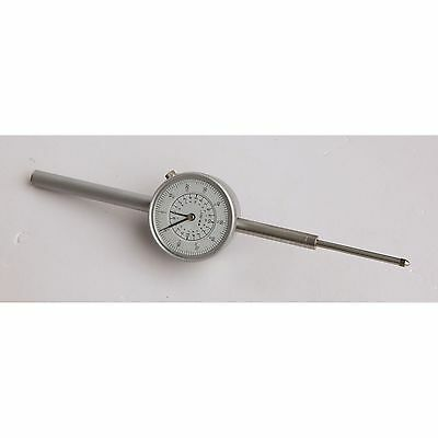 "HFS (Tm) 2"" PRECISION TRAVEL DIAL INDICATOR .001 LATHE NEW"
