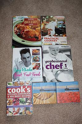 Collection/Job Lot of Cook Books