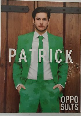 Oppo Suits - Costume Patrick US Size 40