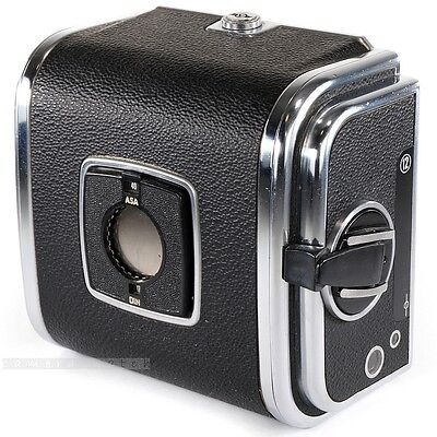 HASSELBLAD A12 FILM BACK for 500C/M 501CM 503CW SWC/M 503CX 553ELX ArcBody UP429
