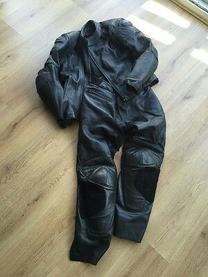 Men's Leathers Jacket And Trousers Hein Gericke