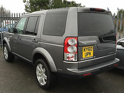 2010 Land Rover Discovery Gs Sdv6 Auto Stunning Spec, Leather,7Seats,climate Etc