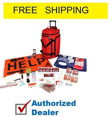 New - Tornado Emergency Kit by Guardian Survival,FREE Shipping,Authorized Dealer