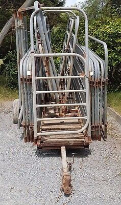 Mobile Cattle Yard