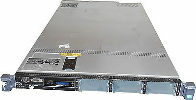 BAREBONES CHASSIS Dell Server PowerEdge R610 CASE ONLY EMPTY SHELL