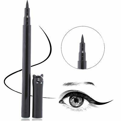 Cat Style Eye Liner Black Waterproof Eyeliner Pen Beauty Cosmetic Makeup Tool
