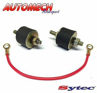 Sytec Fuel Pump Mounting Kit & Earth Strap, Suitable for Facet type Pumps (905)